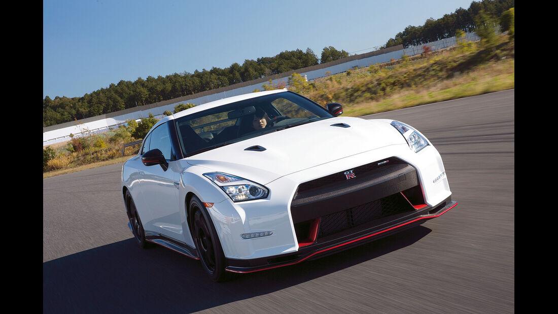 Coupé bis 150.000 Euro, Nissan GT-R Nismo