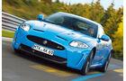 Coupés bis 150 000 €, Jaguar XKR-S