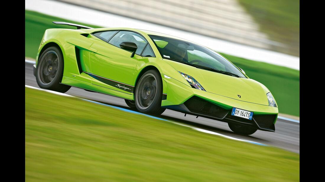 Coupés über 150 000 €, Lamborghini Gallardo LP 570-4 SL