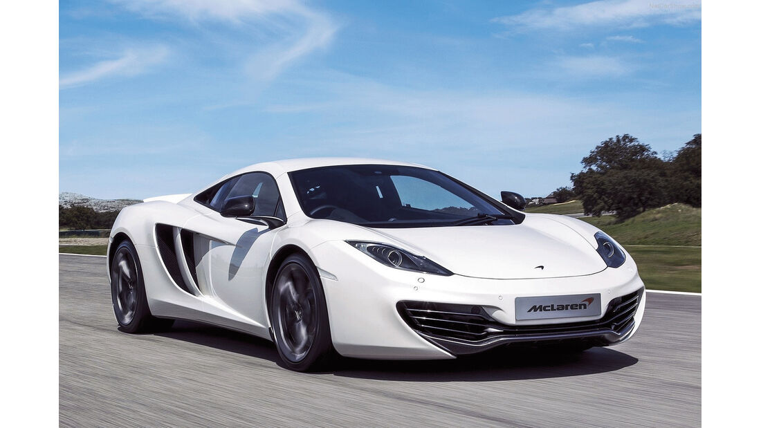 Coupés über 150 000 €, McLaren MP4-12C
