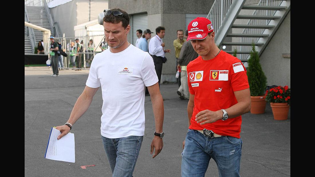 Couthard & Schumacher
