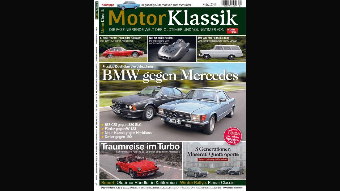 Cover Motor Klassik