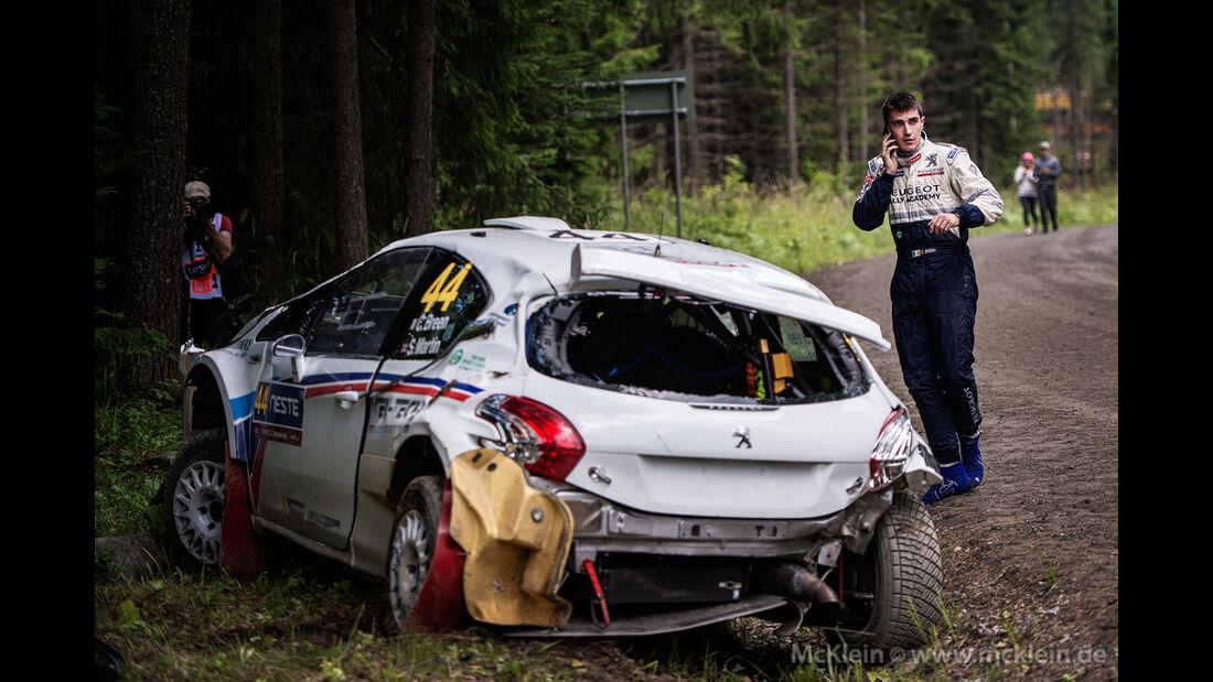 Craig Breen - Rallye Finnland 2015