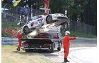 Crash, VLN Langstreckenmeisterschaft Nürburgring