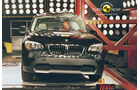 Crashtest BMW X1