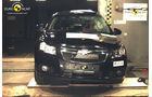 Crashtest Chevrolet Cruze