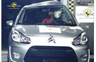 Crashtest Citroen C3