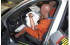 Crashtest Mercedes E-Klasse