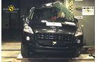 Crashtest Peugeot 3008