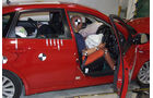Crashtest Subaru Impreza