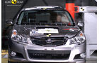 Crashtest Subaru Legacy