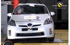 Crashtest Toyota Prius