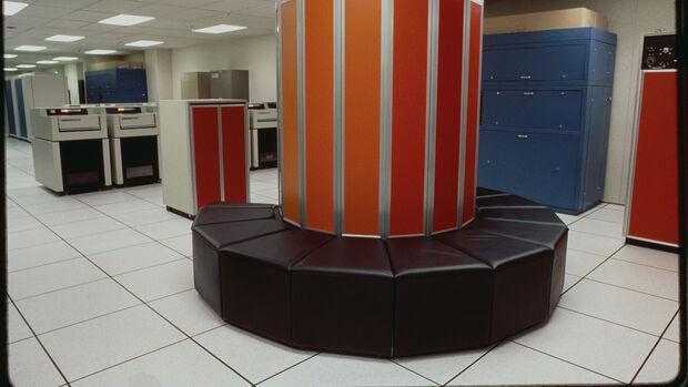 Cray-1 Super Computer