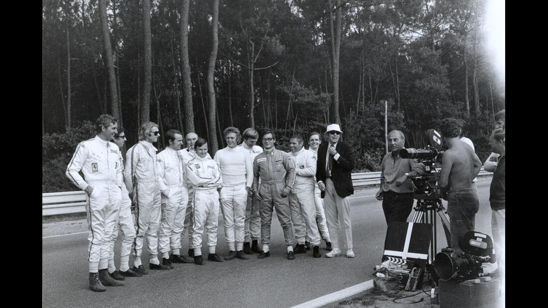 Crew, Filmaufnahme