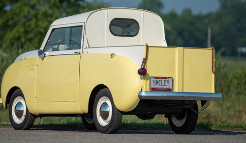 Crosley 'Roundside' Pickup (1947)