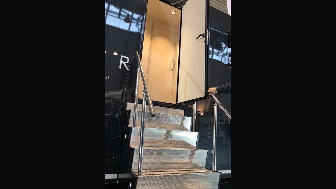 Cruzzer Luxusmobil (2019)