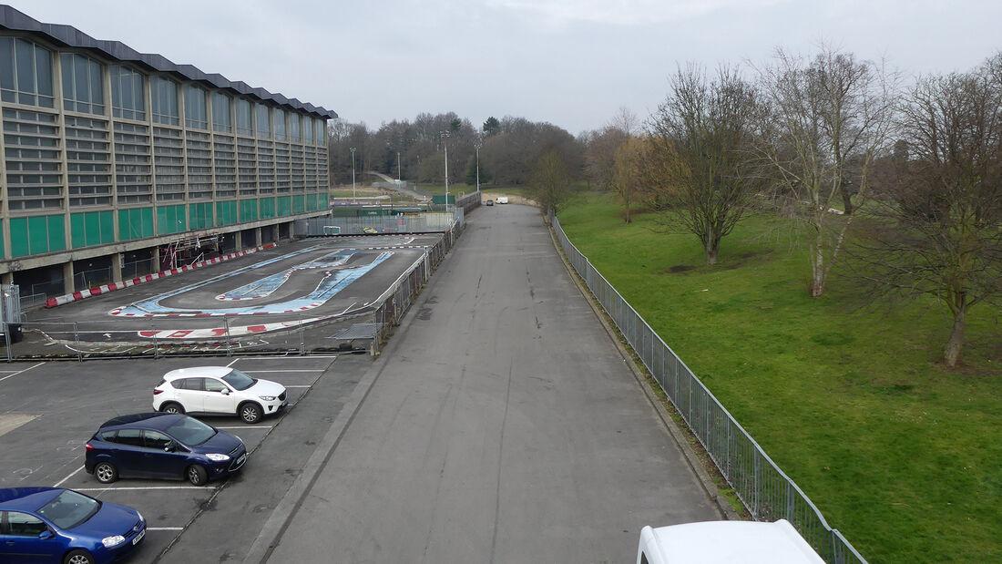 Crystal Palace Circuit