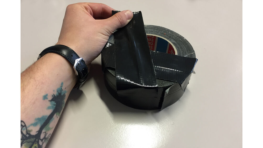 Cupholder Lifehack Panzertape