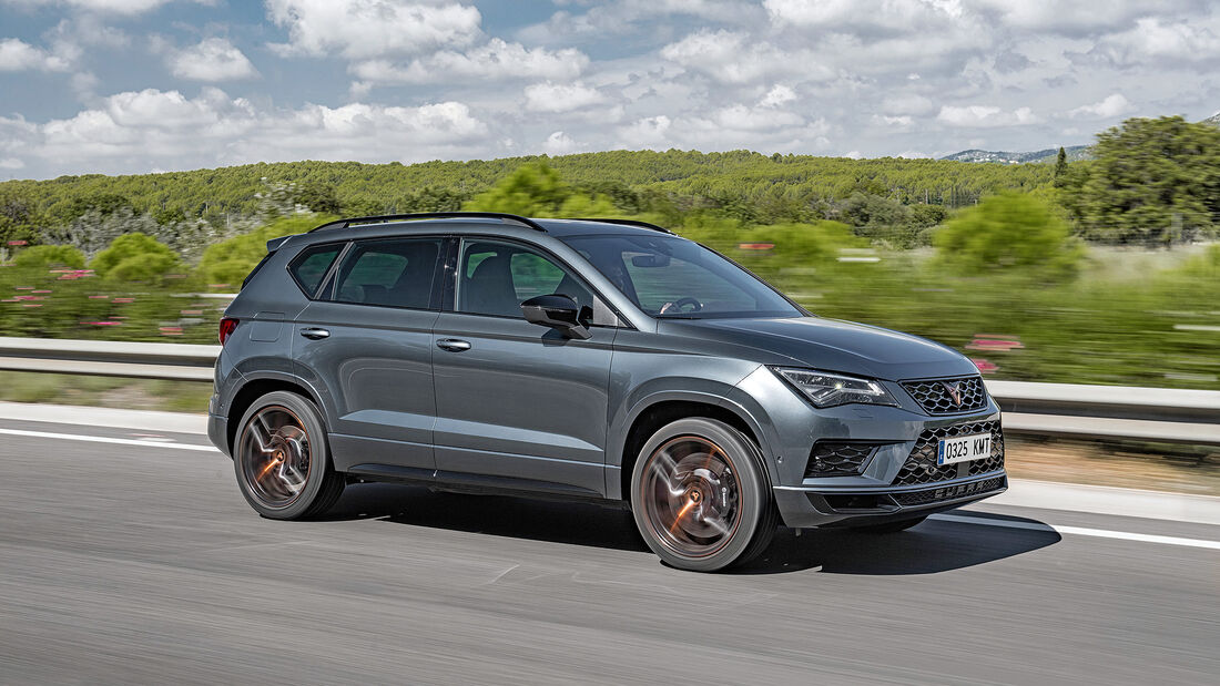 Cupra Ateca, Best Cars 2020, ams2219