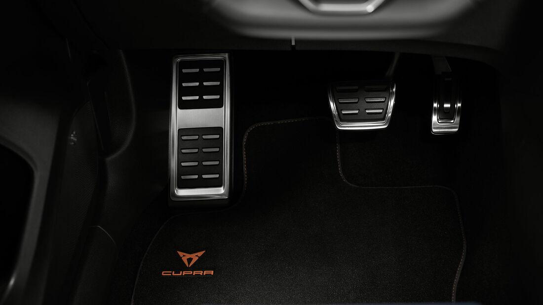 Cupra Ateca Facelift 2020