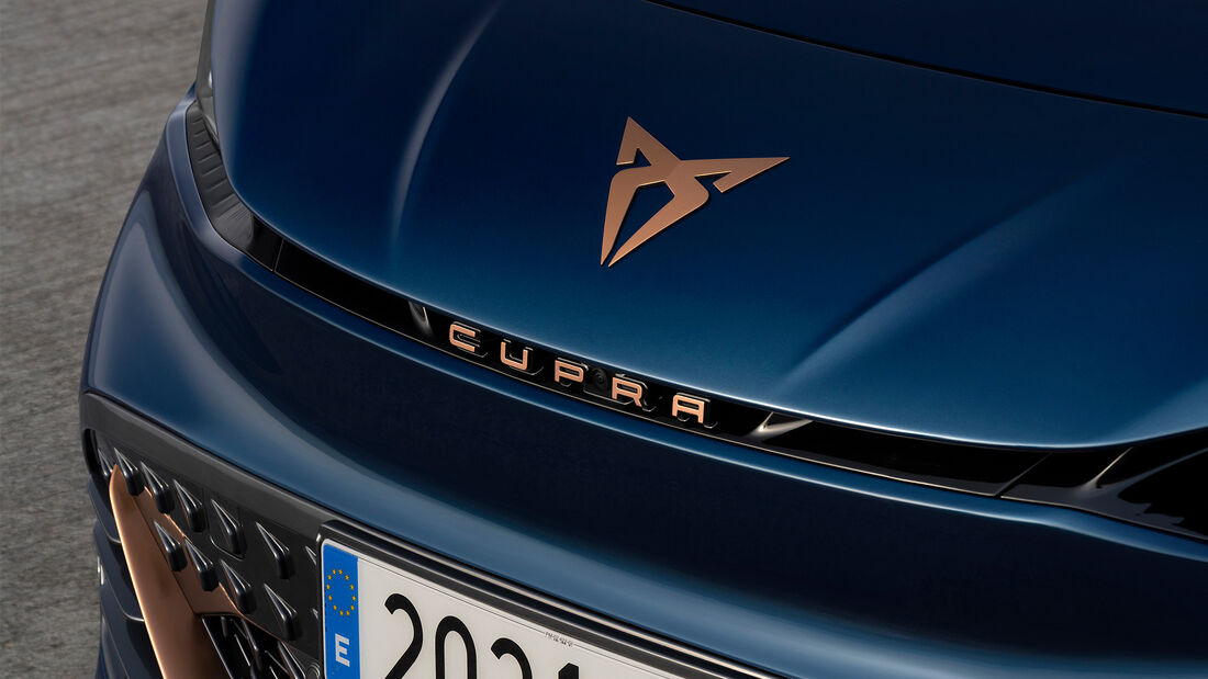 Cupra Born Elektroauto Vorstellung ZDF