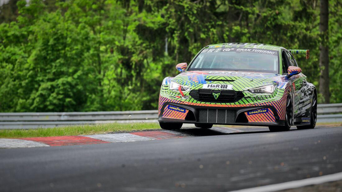 Cupra Leon Competition - Startnummer 171 - 24h Rennen Nürburgring - Nürburgring-Nordschleife - 3. Juni 2021