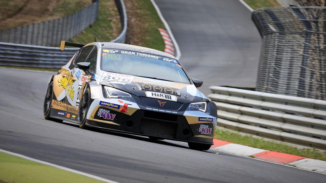 Cupra Leon - Startnummer #806 - mathilda racing - TCR Am - NLS 2021 - Langstreckenmeisterschaft - Nürburgring - Nordschleife