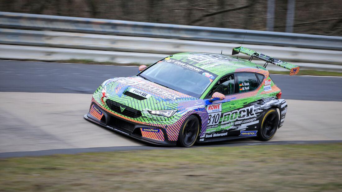 Cupra Leon - Startnummer #810 - Bonk Motorsport KG - TCR Am - NLS 2021 - Langstreckenmeisterschaft - Nürburgring - Nordschleife