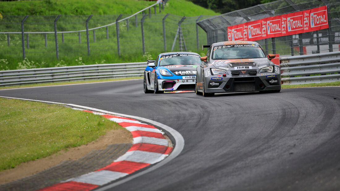 Cupra Leon TCR - mathilda racing - Startnummer #173 - Klasse: TCR - 24h-Rennen - Nürburgring - Nordschleife - 03. - 06. Juni 2021