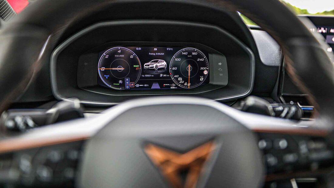 Cupra Leon VZ e-Hybrid