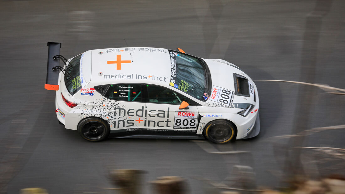 Cupra TCR - Startnummer #808 - TCR Am - NLS 2021 - Langstreckenmeisterschaft - Nürburgring - Nordschleife