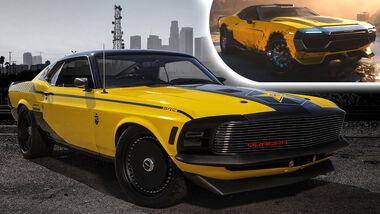 Cyperpunk 2077 Mustang Quadra Typpe-66