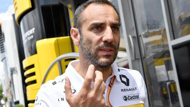 Cyril Abiteboul - Renault - F1 2018