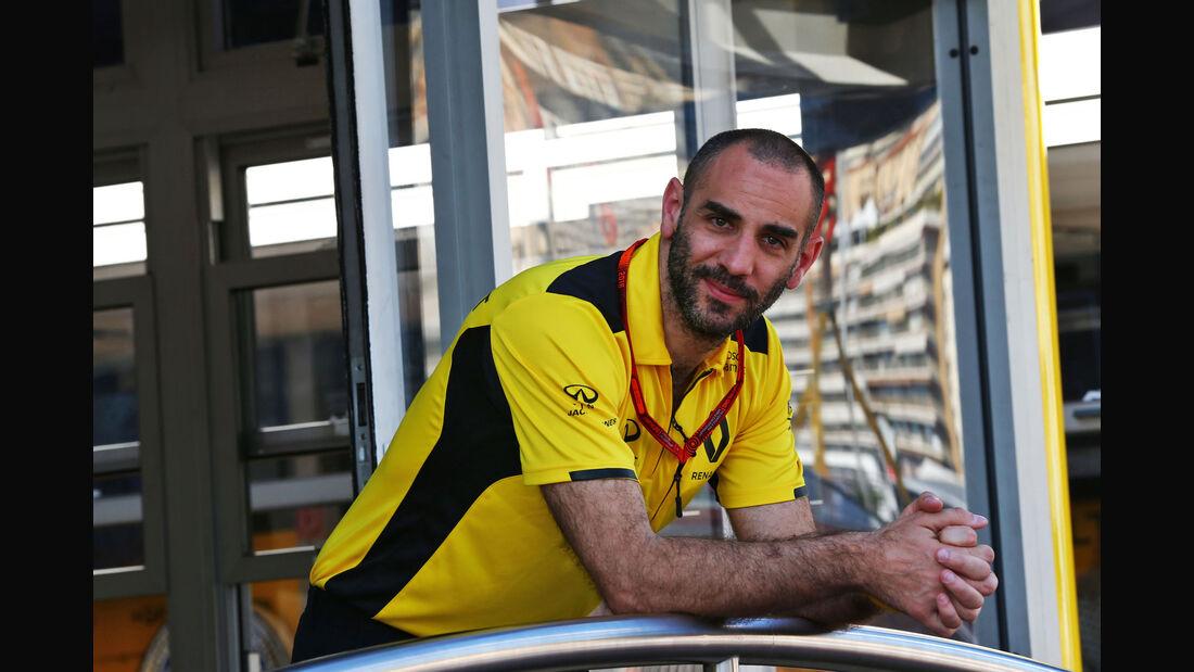 Cyril Abiteboul - Renault - F1