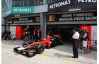 D'Ambrosio GP Malaysia 2011