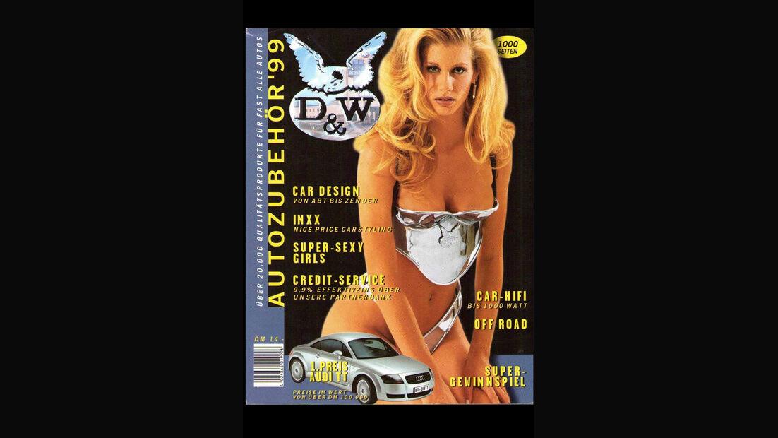 D&W-Katalog, Katalog, 1990er, Tuning-Katalog
