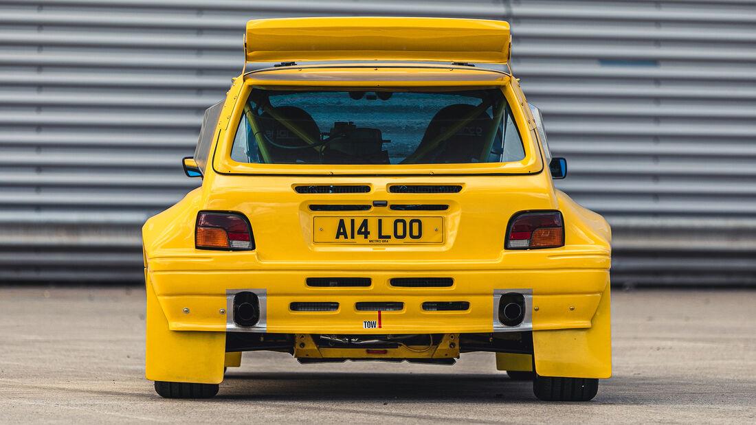 DAM 4100 (METRO 6R4) 1987 - Silverstone Auctions