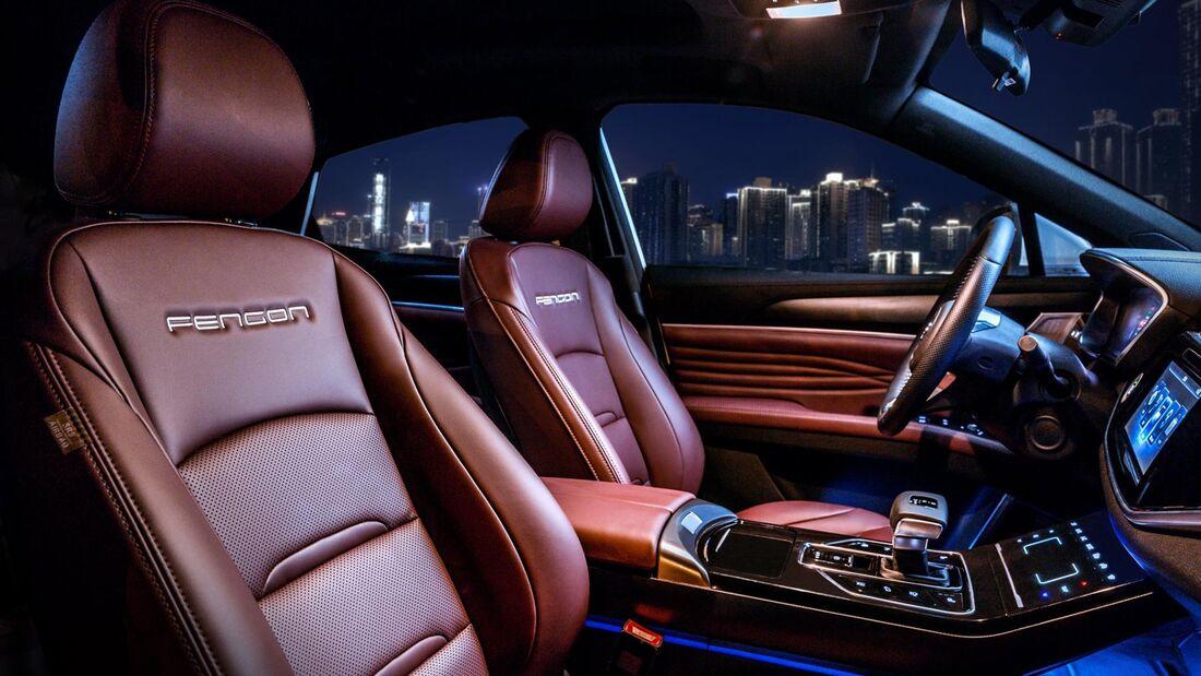 dfsk glory ix5 intelligent suv coup aus china f r euro auto motor und sport. Black Bedroom Furniture Sets. Home Design Ideas