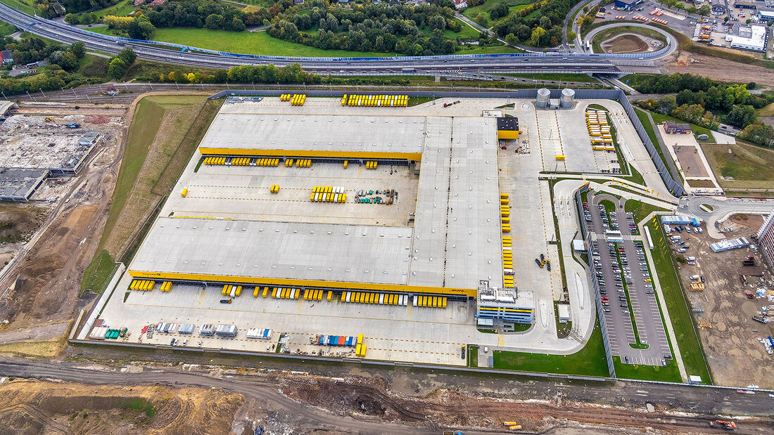 DHL Postzentrum Bochum