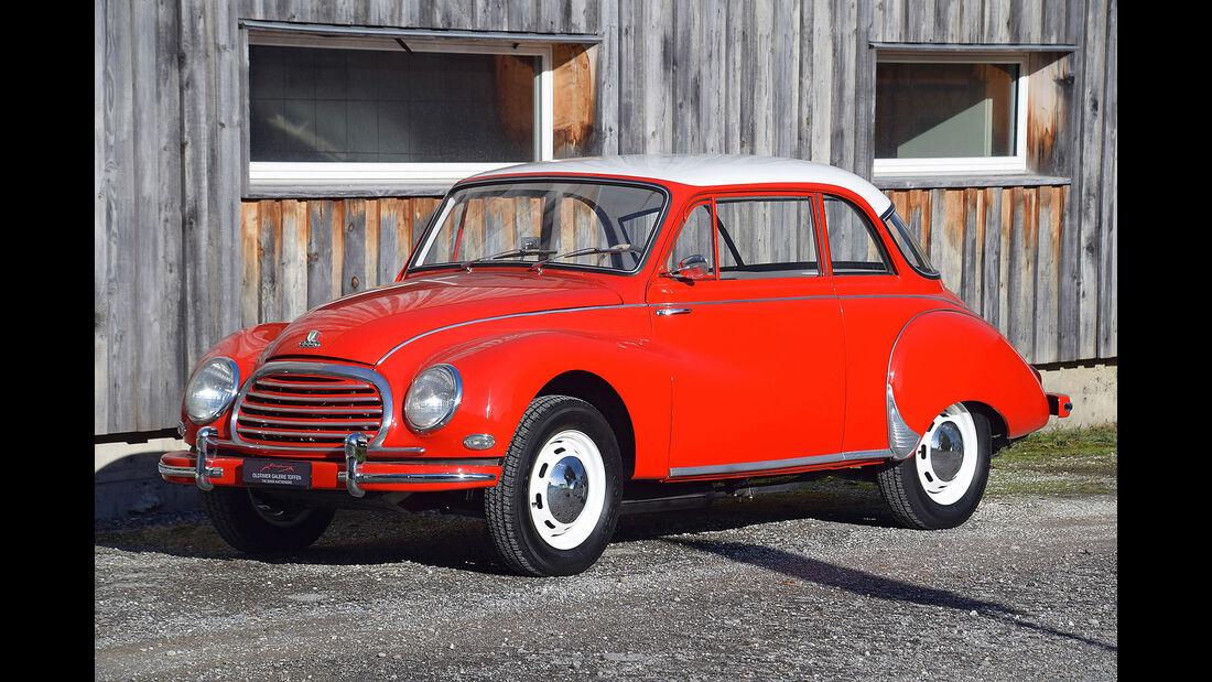 DKW 3=6 F93 1956 Oldtimer Auktion Toffen