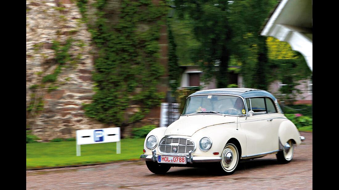 DKW AU 1000 S Coupè De Luxe, Frontansicht
