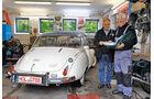 DKW AU 1000 S Coupè De Luxe, Heckansicht, Günther Dischereit