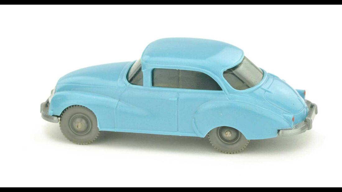 DKW Coupé babyblau Wiking