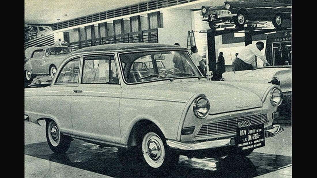 DKW, Junior, IAA 1961