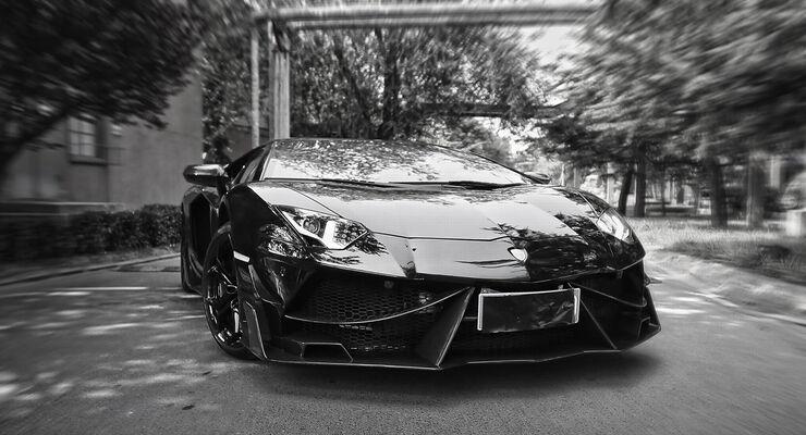 DMC Edizione-GT, Lamborghini Aventador, Tuning, Sportwagen