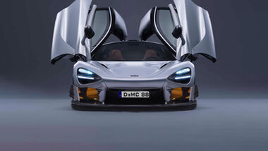 DMC Limited Edition McLaren 720s