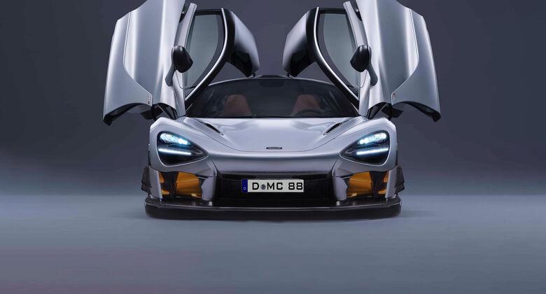 DMC Limited Edition McLaren 720s