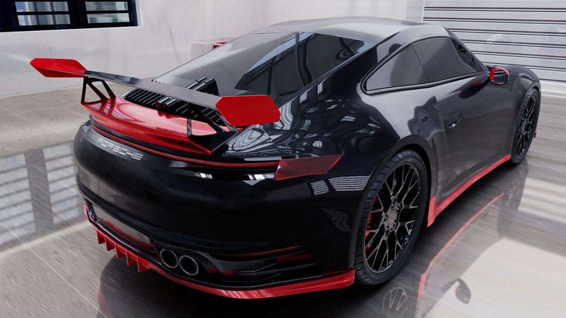 DMC Porsche 992