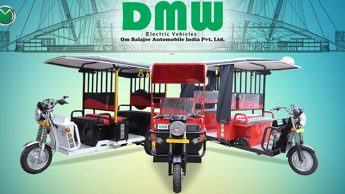 DMW Rikscha