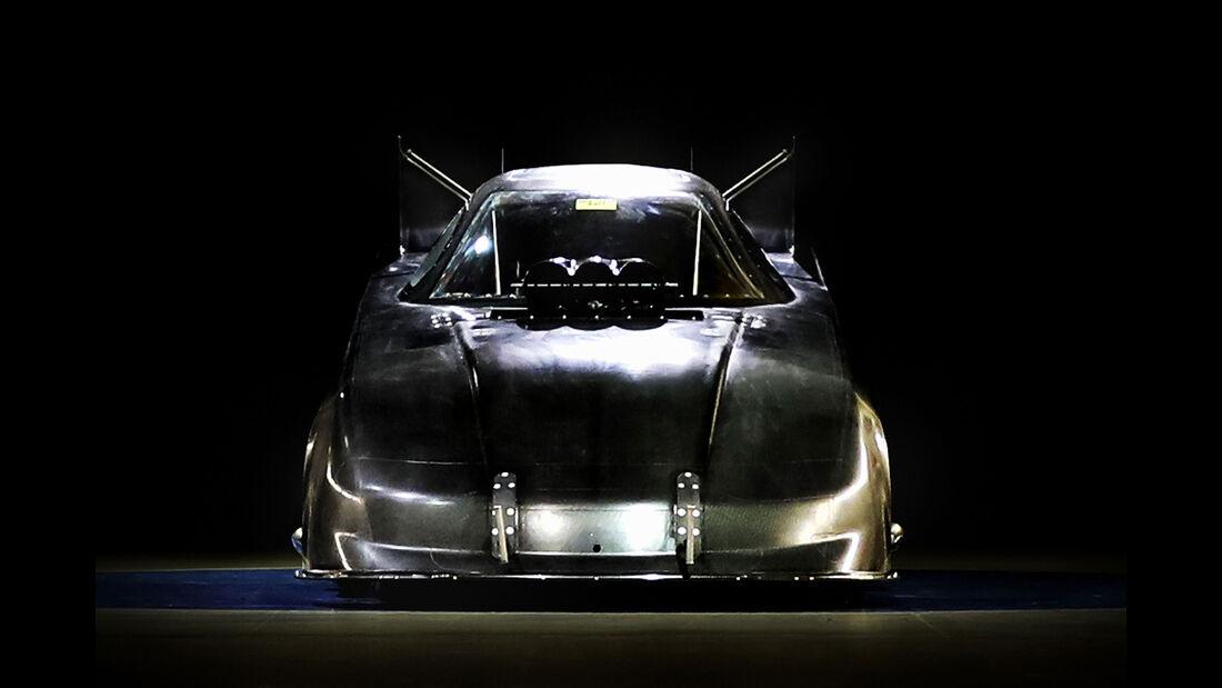 DODGE CHARGER SRT HELLCAT NHRA FUNNY CAR
